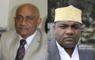 Remaniement : Kamal Souef aux Finances et Fakridine à l'Intérieur