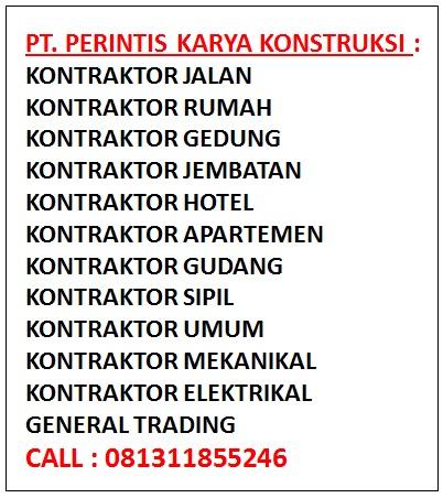 Daftar Kontraktor Sipil Di Jakarta