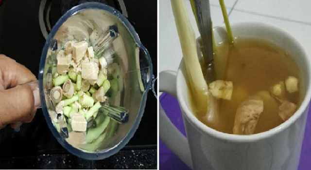 Masuk Angin Langsung Minggat, Flu dan Batuk Hilang Cukup Gunakan 2 Bahan yang Sudah Tersedia di Dapur! Begini Membuatnya..!!