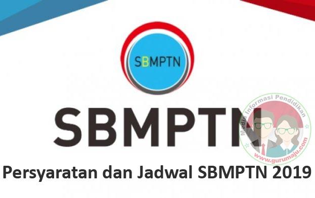 Persyaratan dan Jadwal SBMPTN 2019 (Tahun Akademik 2019/2020)