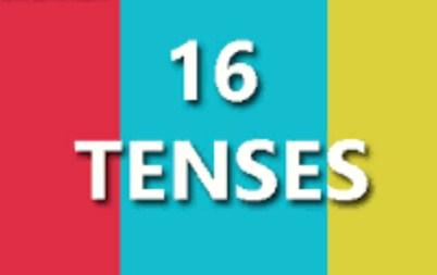 Belajar 16 Tenses dalam Bahasa Inggris