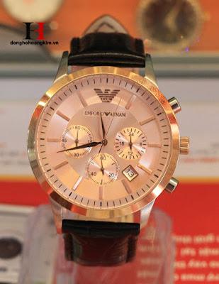 Đồng hồ Armani Ar75