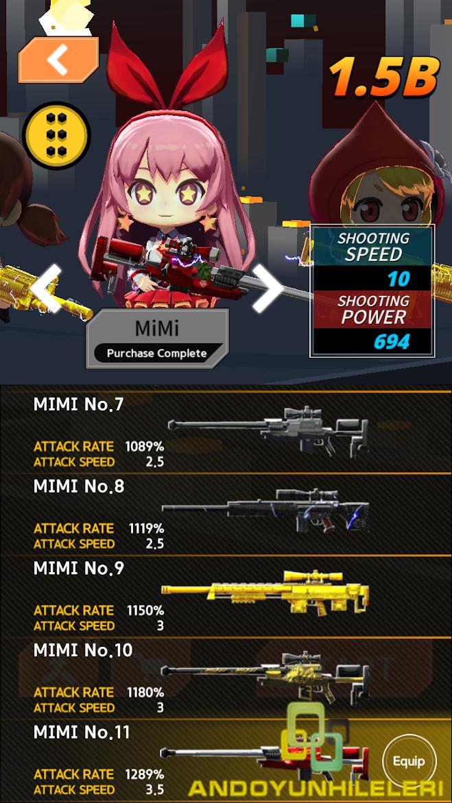 Fire Gun Brick Breaker v1.7 Hileli