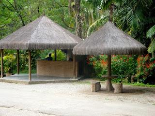 Parque Burle Marx - Área de piquenique