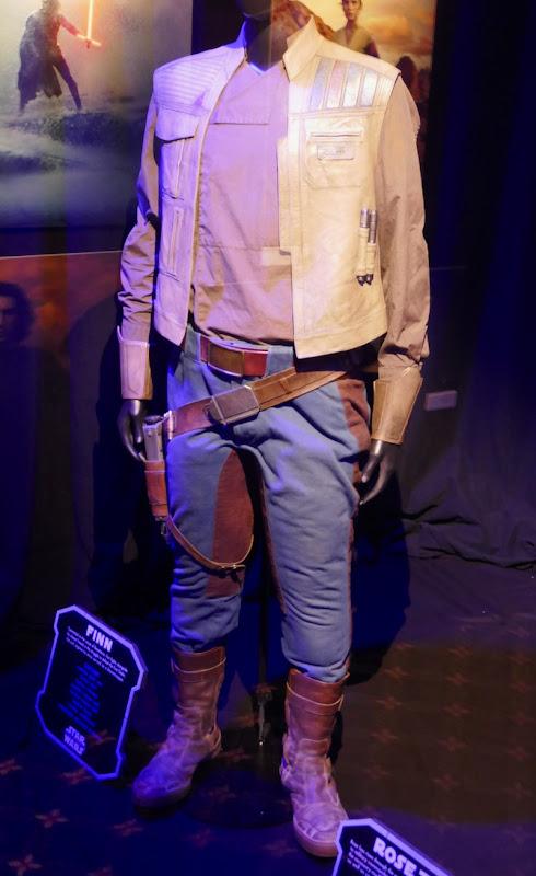 Star Wars Rise of Skywalker Finn costume