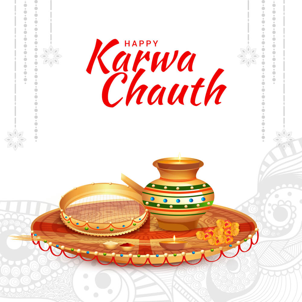 Happy Karva Chauth Image, Wallpaper, Photos
