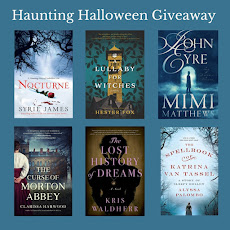 Ends November 1st HAUNTING HALLOWEEN GIVEAWAY: WIN SIX THRILLING AND ADDICTIVE NOVELS!