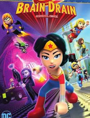 LEGO DC Super Hero Girls Brain Drain 2017 مترجم