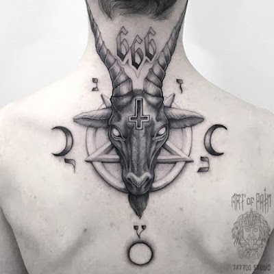 Capricorn Tattoo Idea, Pictures and Meaning