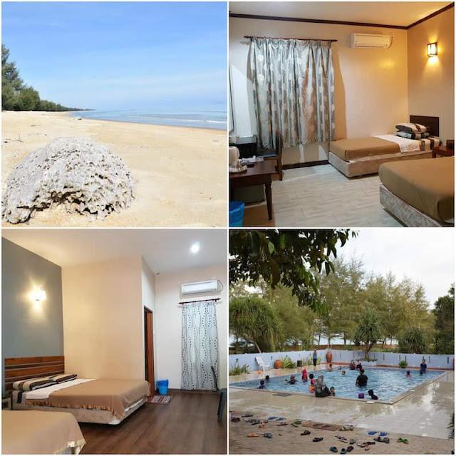 21 Senarai Hotel di Terengganu yang Best Tepi Pantai
