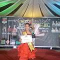 Hebat...Destiny Wauran Juarai Mini Miss Elite Model Minsel