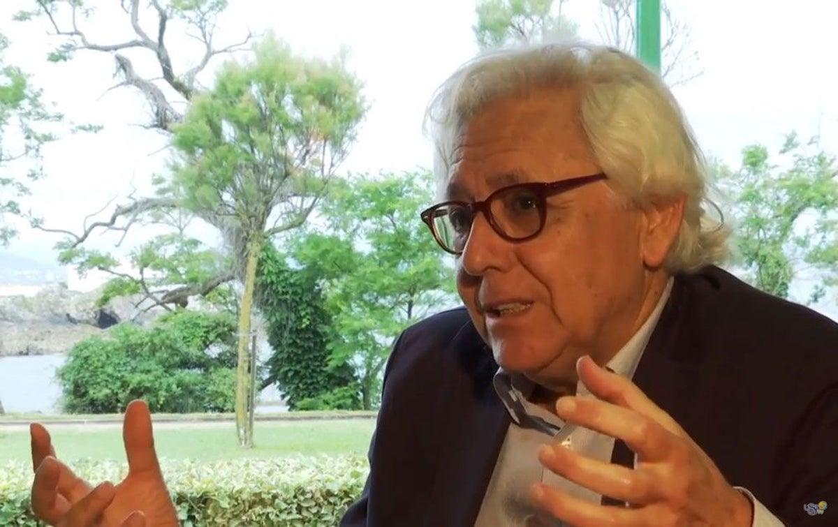 """Carlos García-Delgado Segués: """"El 20% de los catalanes son independentistas viscerales"""""""