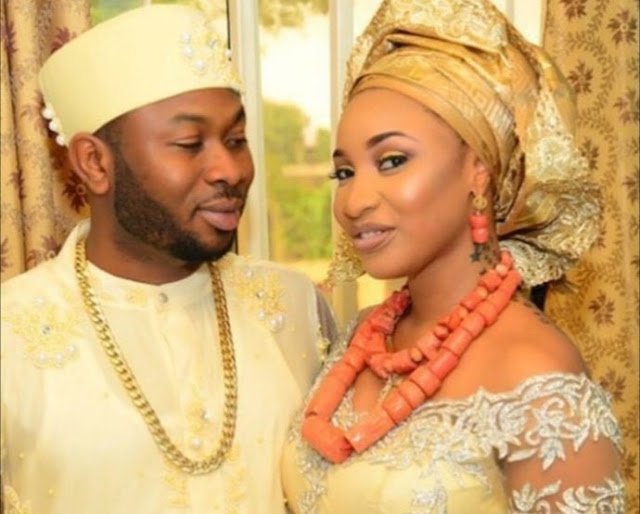 I was a millionaire before I met Tonto Dikeh at the night club  Olakunle Churchill
