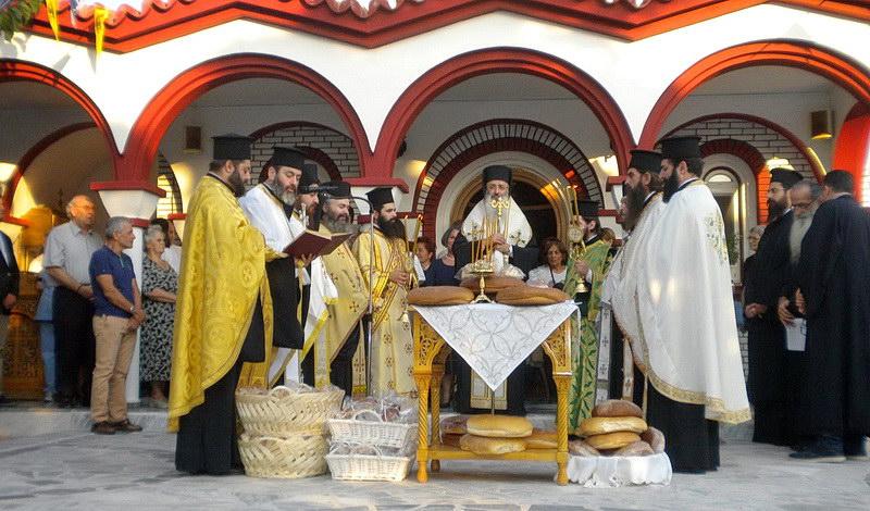 Πανήγυρις Ιερού Παρεκκλησίου Αγίου Κυπριανού του Σταυριδείου Ιδρύματος