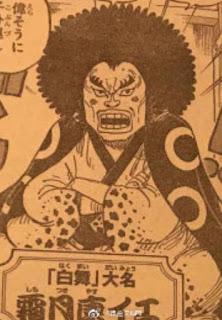 Spoiler One Piece Chapter 961: Oden mengiris dewa Gunung