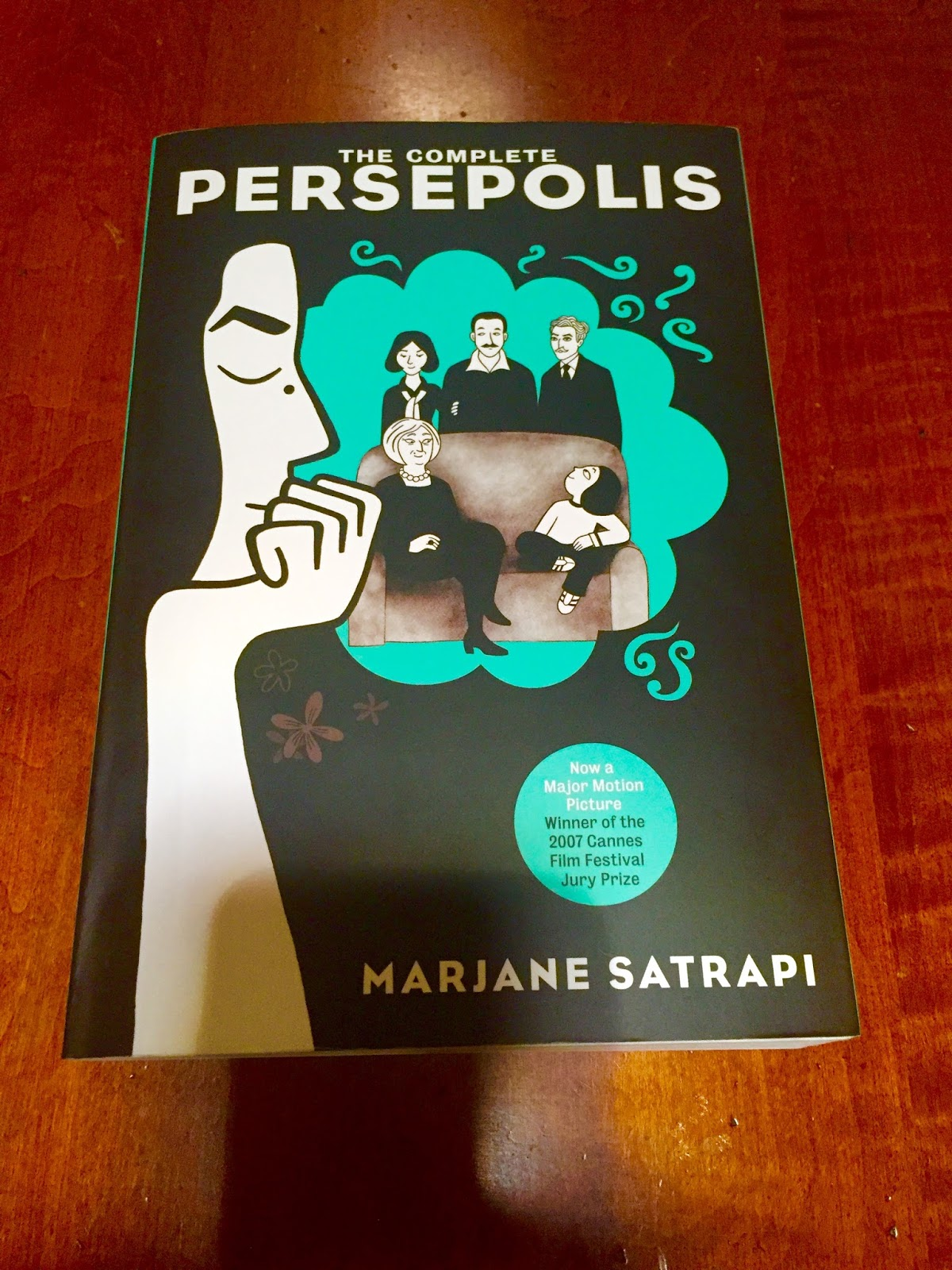 Darling And Co The Complete Persepolis By Marjane Satrapi