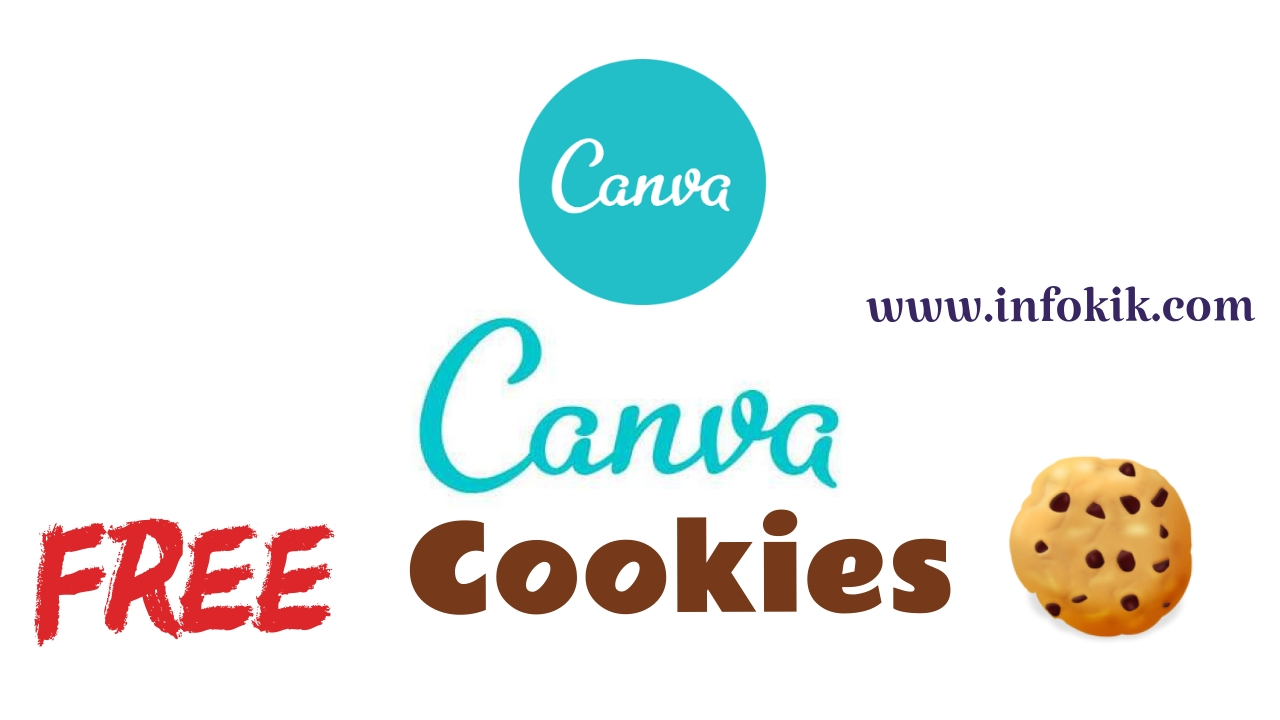 Canva pro free cookies