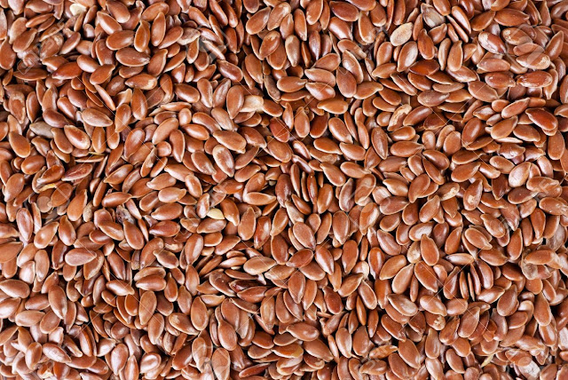 Flax seeds oil helps to reduce bad fat.