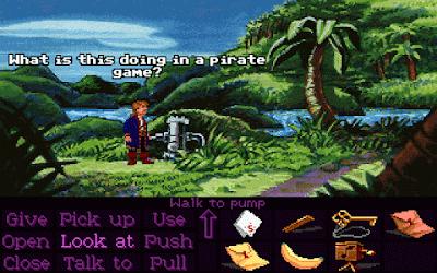 Fondo escritorio Monkey Island 2