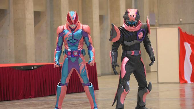 Kamen Rider Revice Episode 1 Subtitle Indonesia