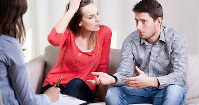 Problemas en la terapia de pareja