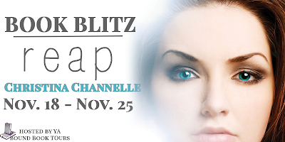 Reap by Christina Channelle Book Blitz