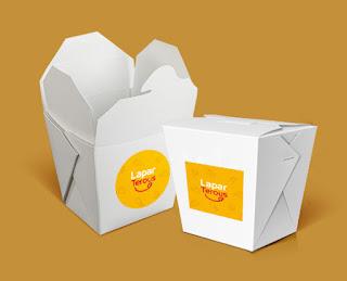 box tempat makanan keren