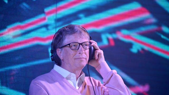 Cerita Bill Gates Fokus Bangun Microsoft, Rela Puasa Dengar Musik Selama 5 Tahun