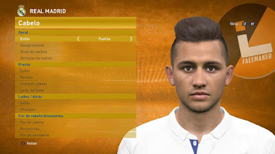 PES 2016 Facepack Update 29 August 2016 by Lucas Facemaker