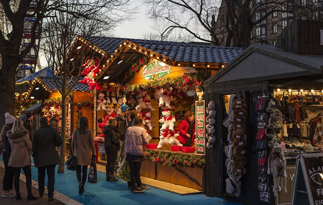 النمسا ترفع الحذر الأمني في فترة أعياد الميلاد