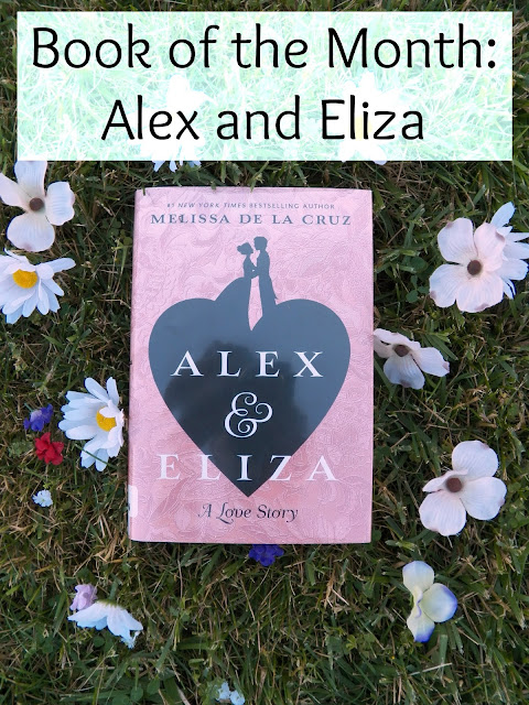 Book of the Month: Alex and Eliza