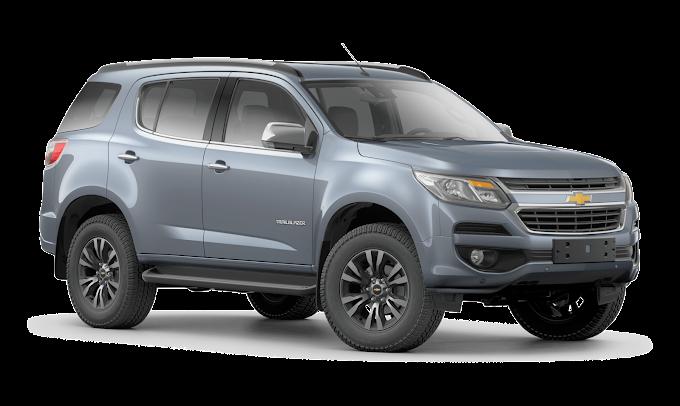Descarga Manual de reparación de Chevrolet Trailblazer
