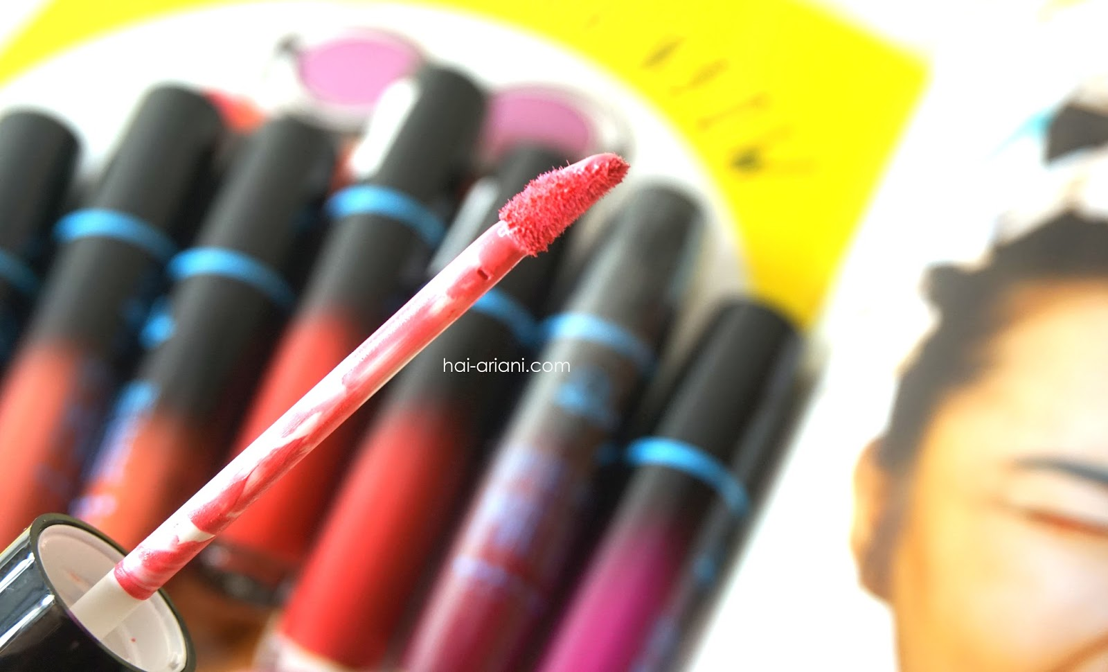 MATTE LIP CREAM QL