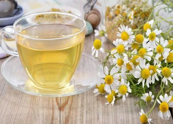 Benefits of drinking chamomile and anise