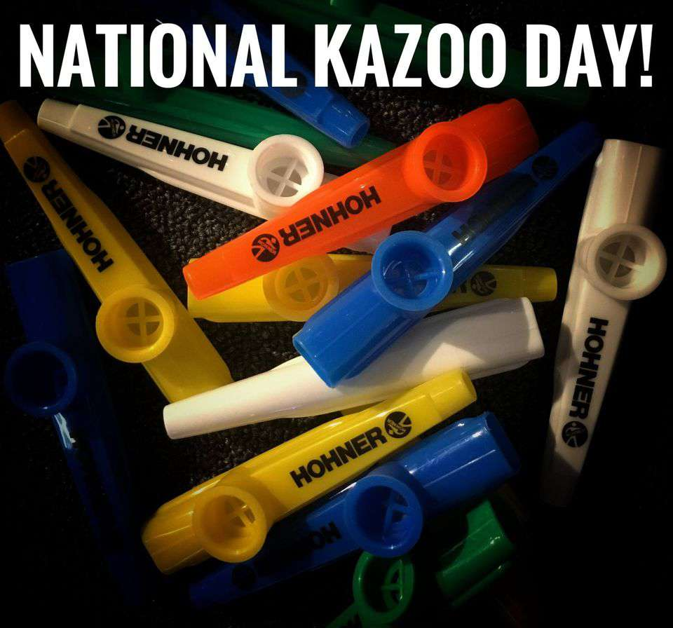 National Kazoo Day Wishes For Facebook