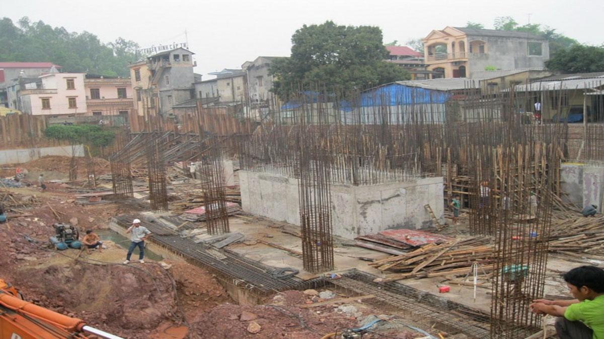 Tiến độ dự án 63 Nguyễn Huy Tưởng