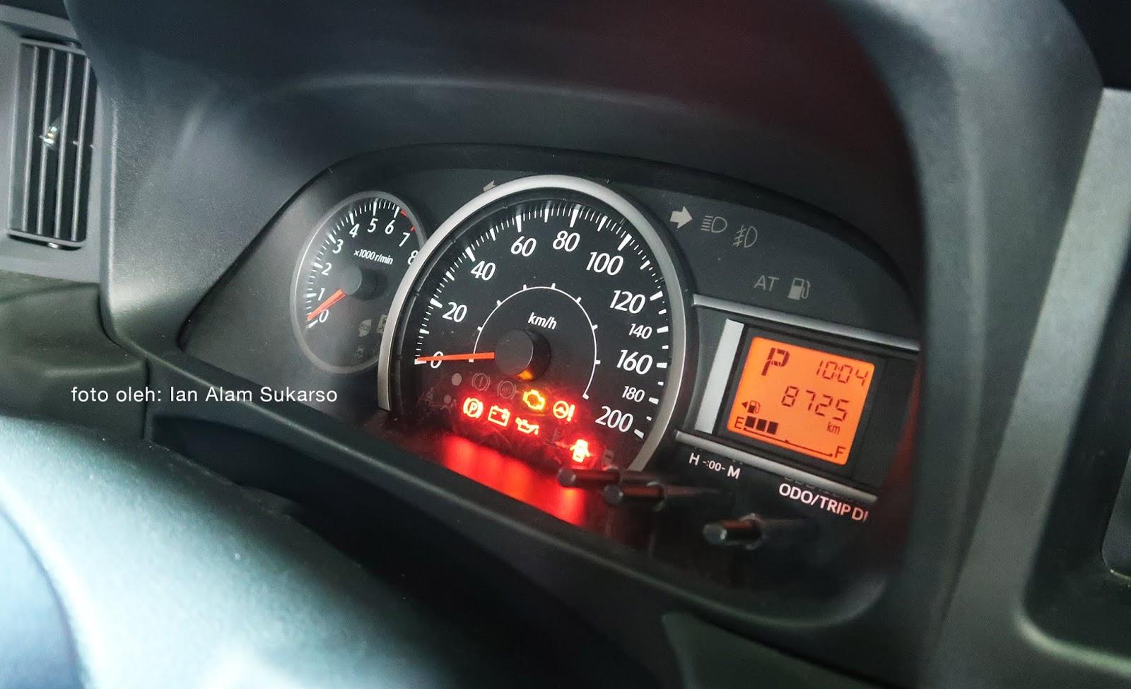 speedometer Toyota Calya Ori