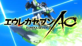 Eureka Seven AO – Todos os Episódios