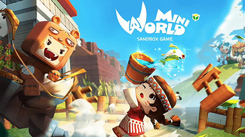 Mini World  Block Art - Menciptakan dunia imajinasi dengan sandbox
