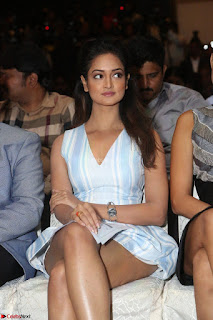 Shanvi Looks super cute in Small Mini Dress at IIFA Utsavam Awards press meet 27th March 2017 88.JPG
