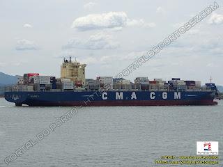 CMA CGM Magdalena