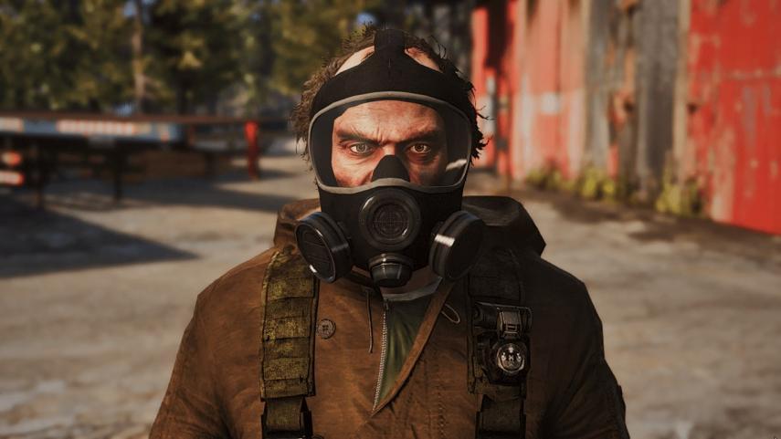 Apocalyptic suit