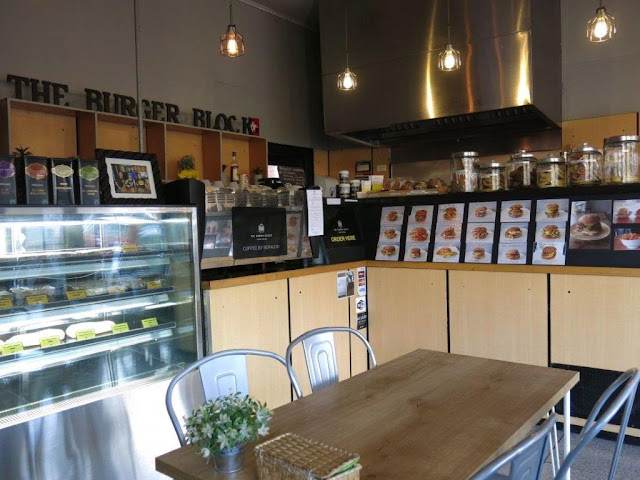 The Burger Block, Kew, fusion, burgers, Asian