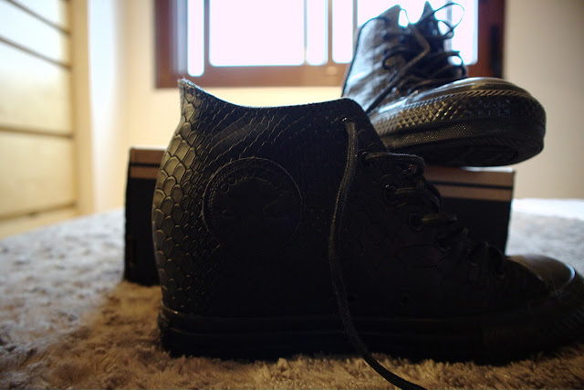 Converse Chuck Taylor Lux Mid Lifestyle Shoes Black 547186c, converse, chuck taylor, leather, black