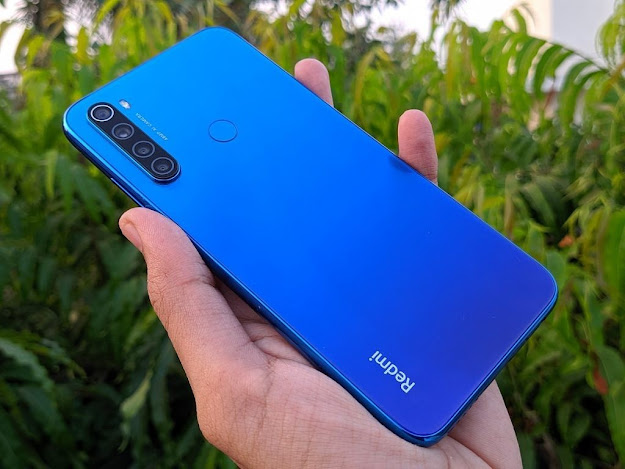 Xiaomi Redmi Note 8 Análisis Completo