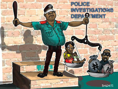 #UndercoverInvestigation: Journalist Reveals Dirty Secrets About Nigeria Police