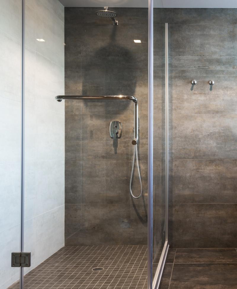 bagno moderno doccia