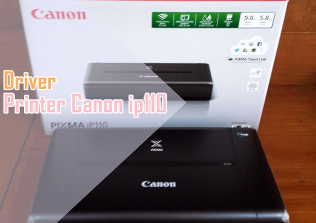 Driver canon ip110