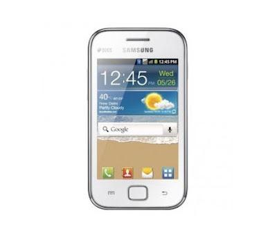 Flash Samsung Galaxy Ace Duos