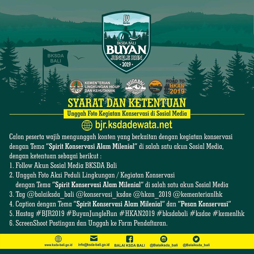 S&K - Buyan Jungle Run • 2019
